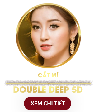 Cắt mí double deep 5D