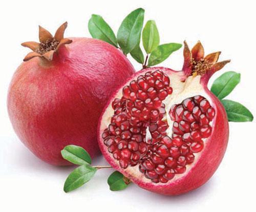 Điều trị nám tại nhà hiệu quả bằng những trái lựu thơm ngon, bổ dưỡng