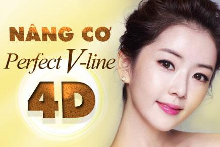 Nâng cơ 4D Perfect V-Line
