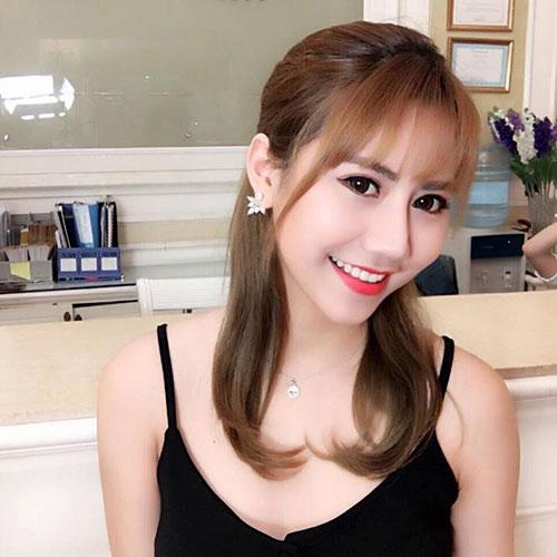 Linh Kẹo đẹp lạ nhờ sở hữu chiếc mũi L-line thời thượng