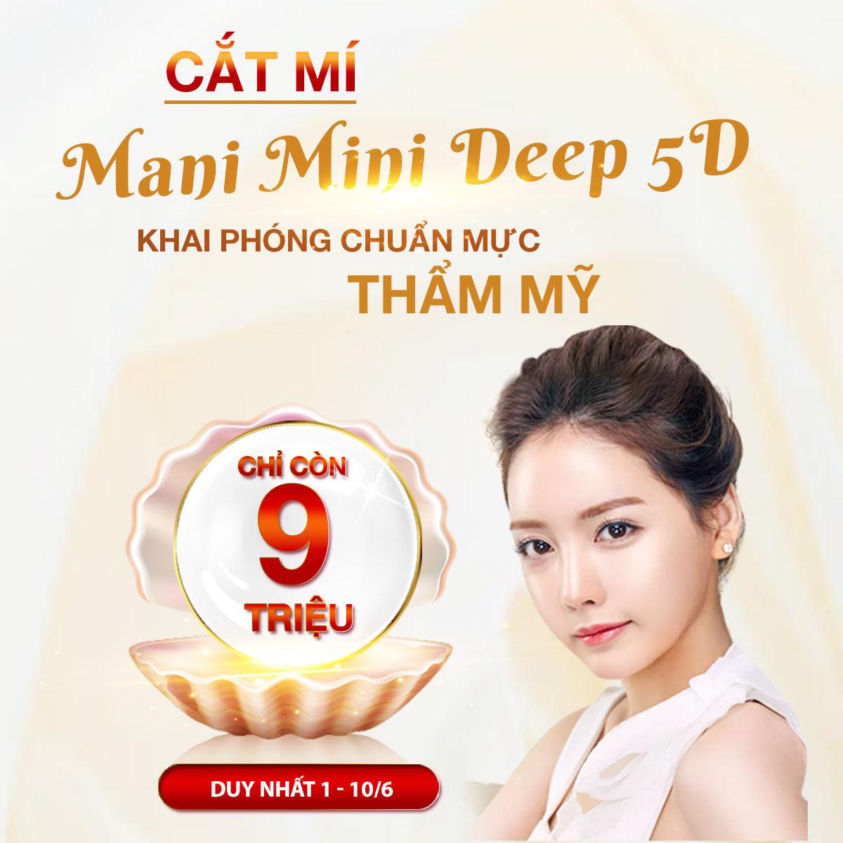 Mí Mani Mini Deep 5D