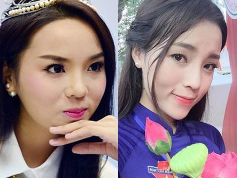 Hành trình thay đổi nhan sắc của Hoa hậu Kỳ Duyên