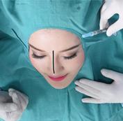 Bước 2: Bác sĩ thăm khăm, đo vẽ dáng mũi mới