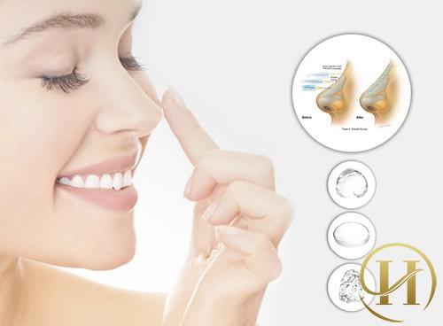 Cách khắc phục biến chứng sau khi nâng mũi