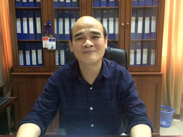 Tiến sỹ Nguyễn Huy Quang – Vụ trưởng Vụ Pháp chế của Bộ Y tế thẳng thắn chia sẻ về vấn đề này