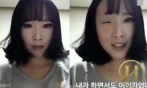 """Sốc với cô gái Hàn """"phù phép"""" đồ trang điểm hiệu quả như phẫu thuật thẩm mỹ"""