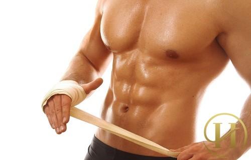 Giảm mỡ bụng cho nam giới để có cơ thể săn chắc khỏe mạnh.