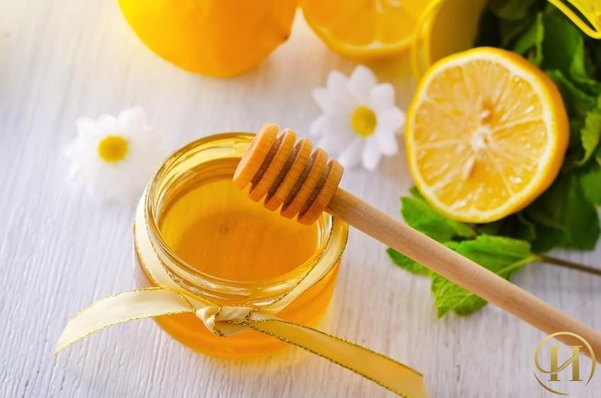 trị tàn nhang hiệu quả từ mật ong