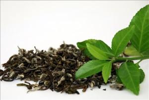 Chăm sóc tóc hư tổn bằng trà xanh