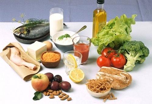 Bổ sung dinh dưỡng để tốt cho cơ thể và giúp điều trị da khô hiệu quả